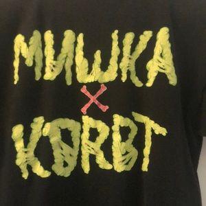 MISHKA X KDRBT T shirt